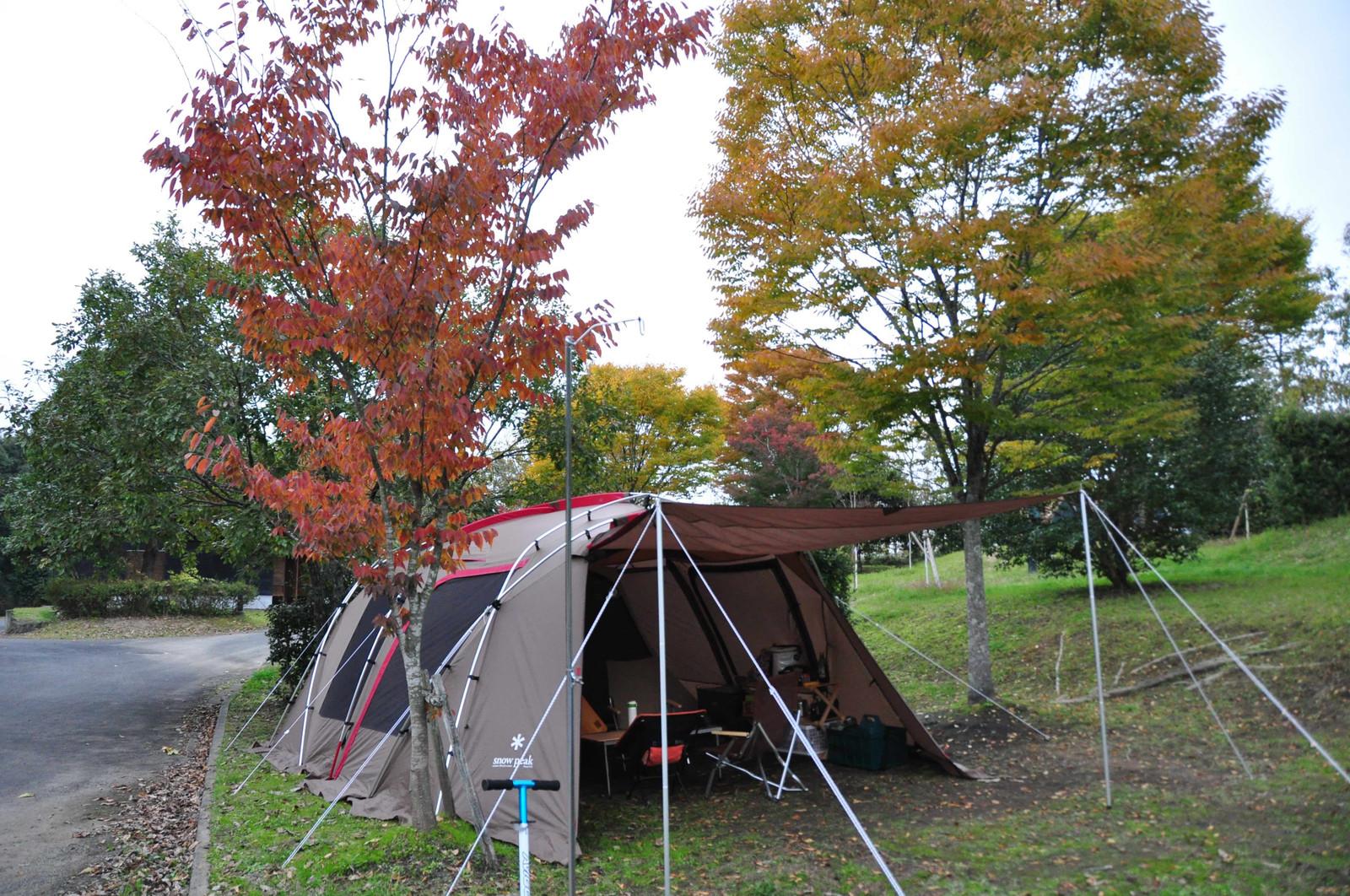 オート 大分 場 文化 キャンプ 公園 農業